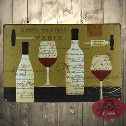 Wholesale Collectable Antique Artist Signed Paris Postcard Wine Postale A