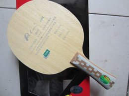 Wholesale Original Palio CAT table tennis blade wood carbon table tennis blade best light blade table tennis racket racquet sports