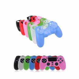 2017 contrôleur ps4 couvercle du boîtier Universal candy Colorful Jelly étui en silicone souple couvercle protecteur pour PS4 Xbox One Xbox 360 Wireless Controller promotion contrôleur ps4 couvercle du boîtier
