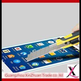 Wholesale Cear Full Cover Film Protection Tempered Glass Screen Protector H Anti shatter Anti Fingerprint For Samsung GALAXY S5 Core Plus G350