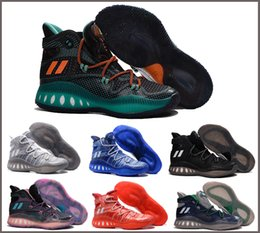 Wholesale Buy Andrew Wiggins Crazy Explosive Men Basketball Shoes Military Boots High Quality Cheap J Wall Man Prime Knit Crazy Explosive PE Sneaker