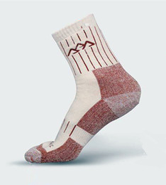 3 pairs lot men socks Athletic Socks Coolmax Thick Winter Warm Socks Sports Running Outdoor Socks For Men Plus Size