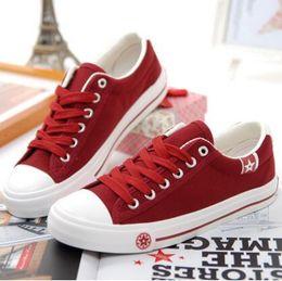 2016 size 35-43 women's all-match canvas shoes for women men shoes unisex shoes fashion casual shoes black white blue