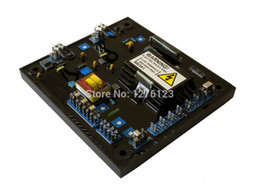 Wholesale 25 Amp AVR GAVR A Automatic Voltage regulator can be programmable for univeral brushless generator spare parts