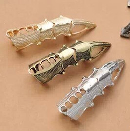 Claw Rings For Men Women Fashion Punk Rock Style Metal Jewelry Gift Party Cool Hot Wholesale