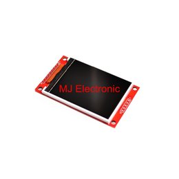 """Wholesale-SPI TFT LCD Display Module Chip ILI9340C PCB SD Card 2.2"""" Serial 240x320 New"""