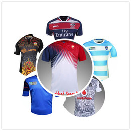 Wholesale 2016 High quality New Zealand rugby team naval laboratory MANS JERSRYS S XXL super football clothes pieces of DHL store free mail