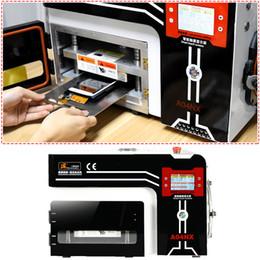 Wholesale 2016 MT New OCA Vacuum Laminating Machine Remove Bubble Machine LCD Screen Repair Laminator
