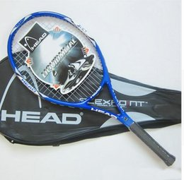 Wholesale Newest Tennis Racket High Quality Hend Carbon Fiber Tennis Racket Racquets Equipped with Bag Tennis Grip Size Tennis