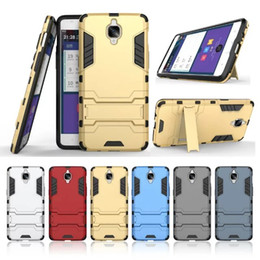For Oneplus 3 Case Rugged Combo Hybrid Armor Bracket Impact Holster Protective Cover Case For Oneplus 3 Oneplus Three
