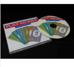 Play Money - Magic Trick, Metal stage magic magic props
