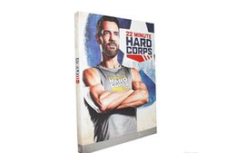 Wholesale 2016 Tony Horton Exercise Fitness dvds Tony Horton s Minute Hard Corps Workout Program Base Kit from alisy