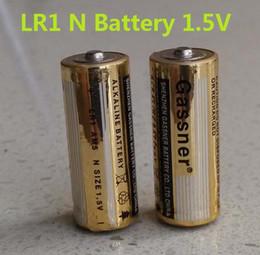 500pcs Lot LR1 N size AM5 1.5V alkaline battery, SUPER POWER