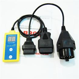 Repara coches en Línea-B800 Airbag SRS restablece la herramienta electrónica de la reparación del coche del saco hinchable del vehículo del coche de la herramienta de diagnóstico del explorador OBD DHL