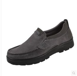 Wholesale New Arrival Casual Shoes High Quality Old Bei Jing Cloth Shoes Breathable Bottom Thick Shoes Flat Shoes