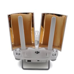 Wholesale sales Copper remote control Antenna Reinforcing plate Extended Range Signal Booster for DJI Phantom Wu Inspire