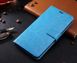 For OPPO A35 Case Original Colorful Wallet Flip Cover Cute Ultra-Thin Slim Luxury Leather Case For OPPO F1 A35 A35T