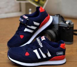 Wholesale boy girl kid children sneaker Original Running Sport Shoes size26