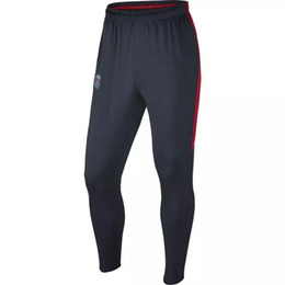 Wholesale 2016 The latest version of the tracksuits Thailand quality of PSG pants