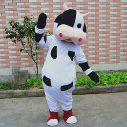 The cow than CartoonMascot dress adult size costume EPE carnival mascot costume party free valentine's day