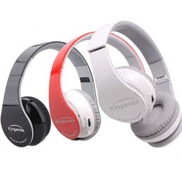 Wholesale New Style Bluetooth Wireless Earpiece Stereo Headset Big Headphone Gaming Earphone with Microphone for Mobile Phone