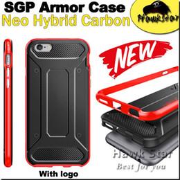 Wholesale Case For Iphone SE S Plus S6 S7 edge NOTE LG G5 K10 K7 Neo Hybrid Carbon Fiber Reinforced bumper