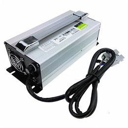 Wholesale Aluminum W EU Chargers for Battery Full Automatic Overcharge Protection Lithium Battery Charger Kits for Electric Scooter GNE013