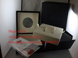 Wholesale High Quality Watch box P P Brand Original Box Papers Transparent Glass Gift Boxes In Aquanaut Nautilus Perpetual Watches