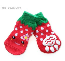 Wholesale Affordable and practical pet dog socks preventing catching the furniture