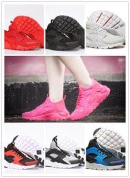 Wholesale 2017 New Design Air Huarache IV Running Shoes For Women Men Lightweight Huaraches Sneakers Athletic Sport Outdoor Huarache Shoes
