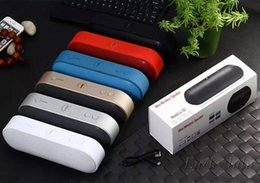 Wholesale Top Quality Hot sell b pill Speaker Bluetooth Speaker with Retail Box Black Color Beats Pill XL Speaker