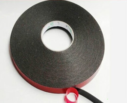 Wholesale 50rolls set mm m Double Side Acrylic Foam Tape For Auto Truck Car Sticker Attachment Strong Adhesive Tape