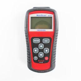 Wholesale MaxiScan MS509 Automotive Diagnostic Equipment Scanner Detector OBD SCAN TOOL MS Car Fault Detector