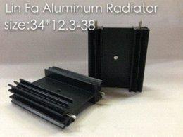 Wholesale Transistor heatsink TO heat sink a acoustics aluminum heat sink audion heat sink Heatsink