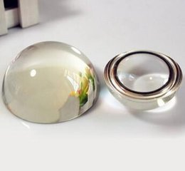 10pcs 25mm K9 crystal glass half ball crystal paperweight sphere paperweight free shipping