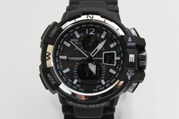 Wholesale New GA1100 relogio men s sports watches LED chronograph wristwatch military watch digital watch good gift for men boy dropship
