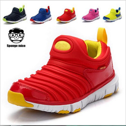 2017 Spring Children Shoes Breathable Mesh Sneakers Boys Shoes Kids Sneakers Brand Boys Sport Running Fashion Cute Girls Shoes
