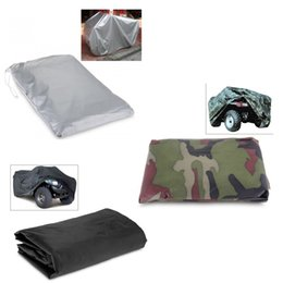 Wholesale high quality Universal Rain Sun Snow Resistant Dustproof Waterproof Car Cover Protection For ATV Outdoor