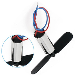 Wholesale DC V RPM Coreless Motor Propeller for RC Aircraft Helicopter Toy B00319