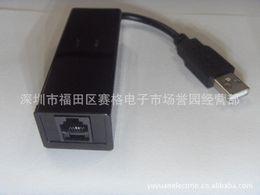 Wholesale New arrive Hot sale USB56k FAX MODEM RJ11 Cat paperless fax external modem fax modem adsl wifi orange