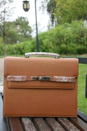2017 kelly briefcase, white collar, private book, necessary bag, leather inner leather, original hardware,