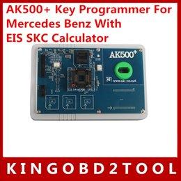 Wholesale Super function Free DHL Mercedes Benz AK500 Key Programmer with EIS SKC Calculator ak500 auto Key programmer ak500 key programming
