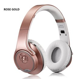 Wholesale Hot Ubit MH1 NFC in1 Twist out Speaker Bluetooth Headphone With FM Radio AUX TF Card MP3 Sports Magic Headband Wireless Headset EM