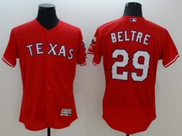 Wholesale 29 Adrian Beltre New Arrivals MLB Texas Rangers Jerseys Red Scarlet Flexbase Collection MLB Baseball Jerseys Stitched Name Number