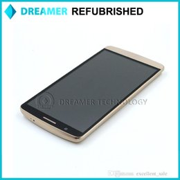 Wholesale 5 inch LG G3 Refurbished D851 Quad Core GHz GB RAM GB ROM Screen Resolution T Mobile GSM