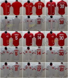 Wholesale 2016 Pete Rose Jersey Cincinnati Reds FB Baseball Jerseys Joey Votto Jersey Todd Frazier Johnny Bench Blank Jerseys