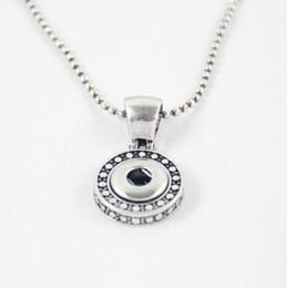 10 pcs antique silver snap necklace fit for your mini interchangeable 12 mm noosa, ginger sanps