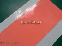 Wholesale mm mm mm Double Sided Adhesive Thermal Conductive Pad for LED Light PCB LCD TV DDRLL Module DVD Applicatins