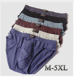 Wholesale affordable Cotton Mens Underwear Briefs man underwear calzoncillo Mens Breathable Panties men shorts