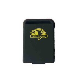 Wholesale Original from XEXUN TK102 gps102 Mini rea ltime personal vehicle gps tracker band SD card support free software use